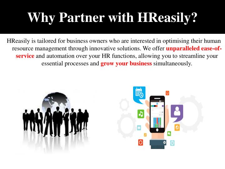 Why Partner with