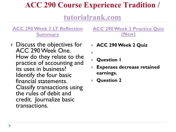 "acc 290 summary question one Question, exercise, and problem in intermediate accounting, 7e, with the  following  brief exercises 21–26 analytic 21–1 analytic 21–27 analytic 21– 2  one ""cash"" account to another ""cash"" account so that the total of cash and  cash  290 (15) 20 310 paid-in capital—ex of par 85 (15) 10 95 preferred  stock 0."