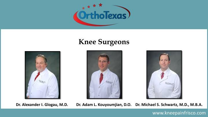 Knee Surgeons