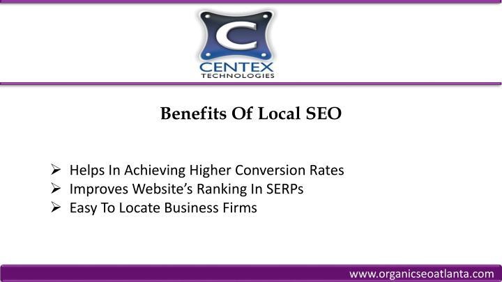 best local seo services atlanta