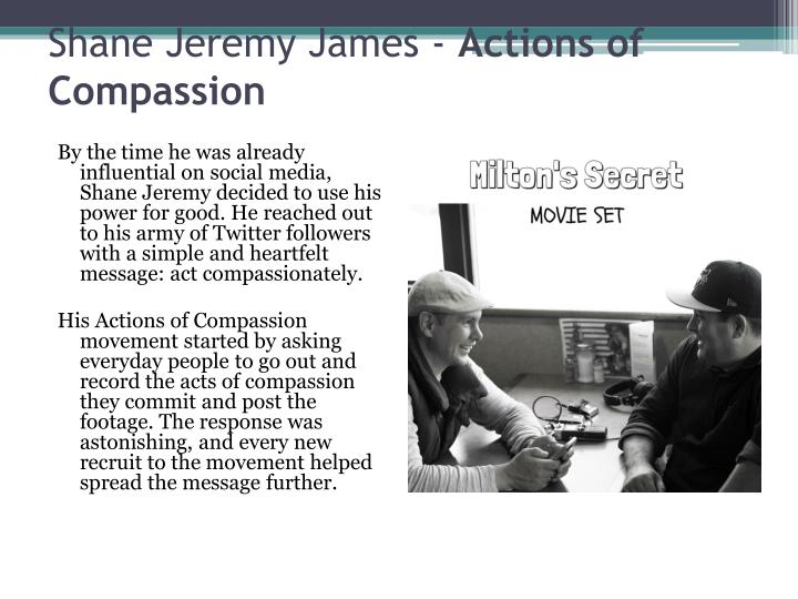 Shane Jeremy James