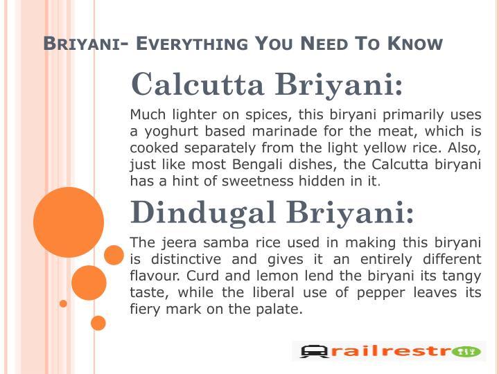 Briyani