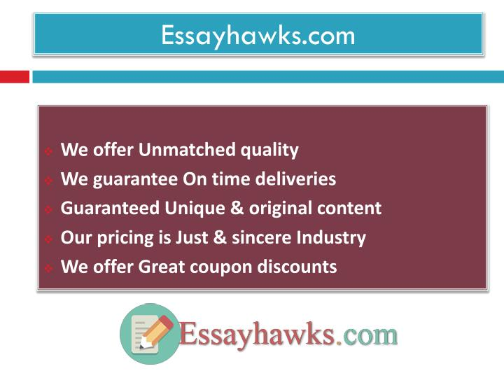 Essayhawks.com
