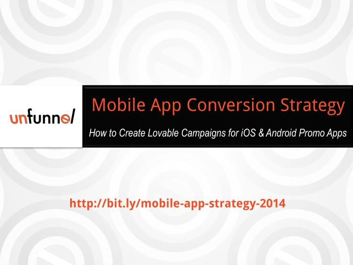 Mobile App Conversion Strategy