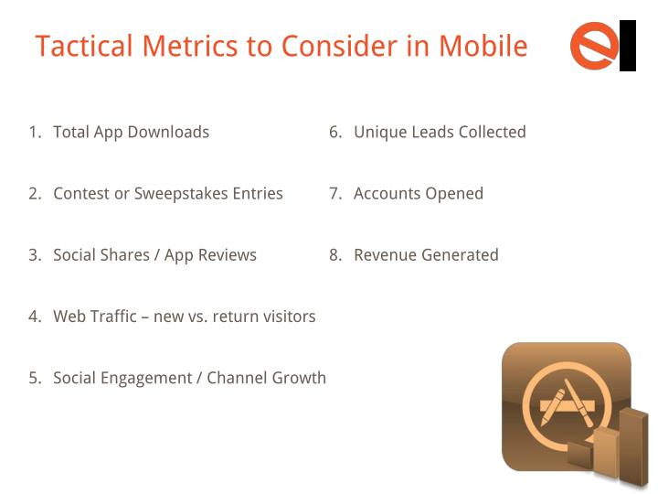 Tactical Metrics to Consider in Mobile