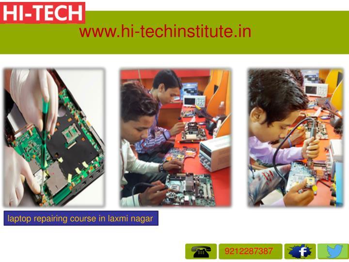 www.hi-techinstitute.in