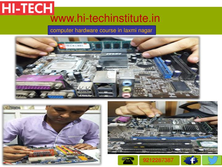 www.hi-techinstitute.in