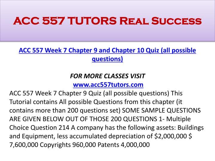 Acc 557 problem 3 1a cuono company