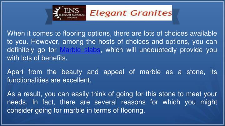 When it comes to flooring options, there are lots of choices available to you. However, among the ho...