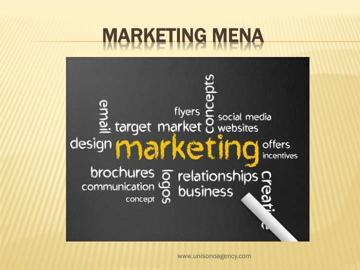 Marketing mena