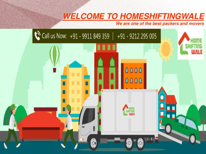 Welcome to homeshiftingwale we are one of the best packers and movers