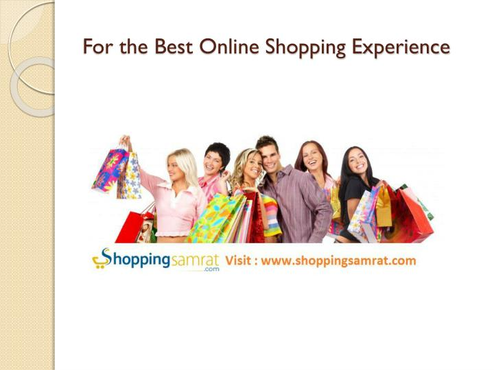Ppt cheap online shopping site powerpoint presentation for What is the best online shopping site