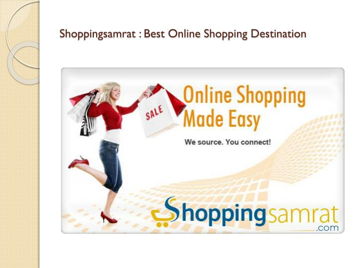 ppt cheap online shopping site powerpoint presentation