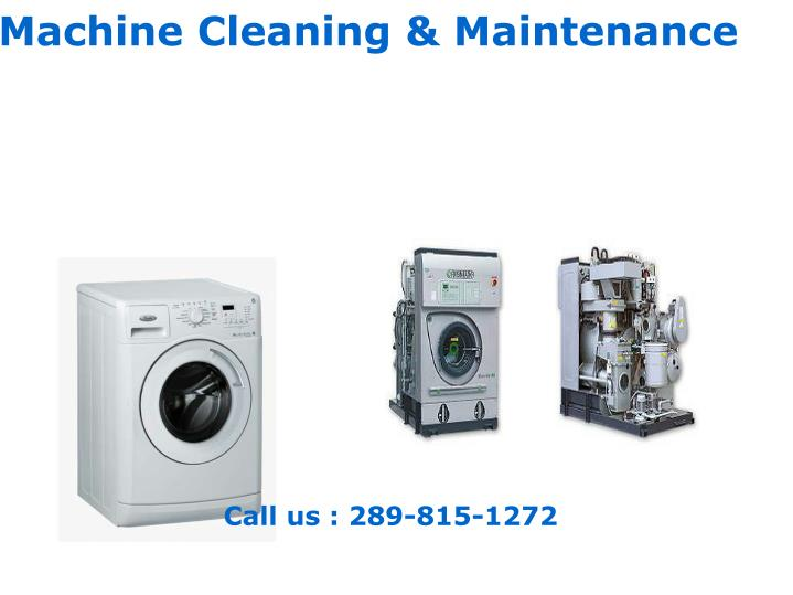 Important Tips For Washing Machine Cleaning & Maintenance