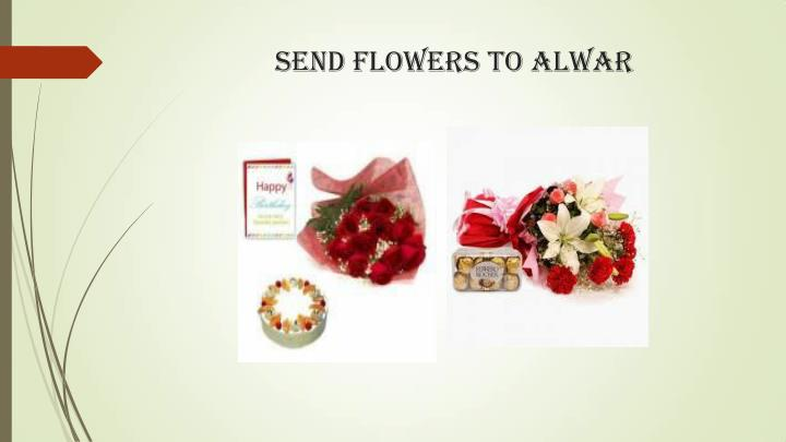 send flowers to alwar