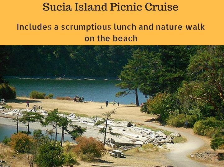 Sucia Island Picnic Cruise