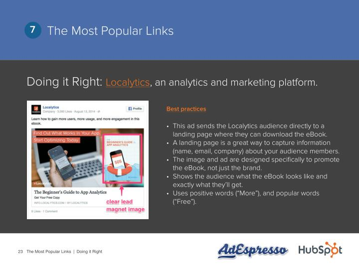 The Most Popular Links