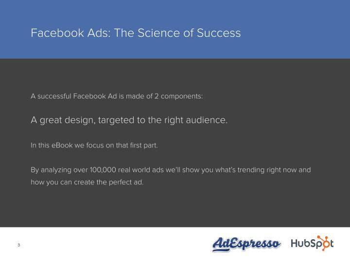 Facebook Ads: The Science of Success
