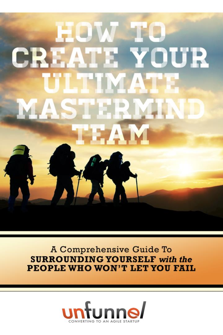 The ultimate mastermind group workbook