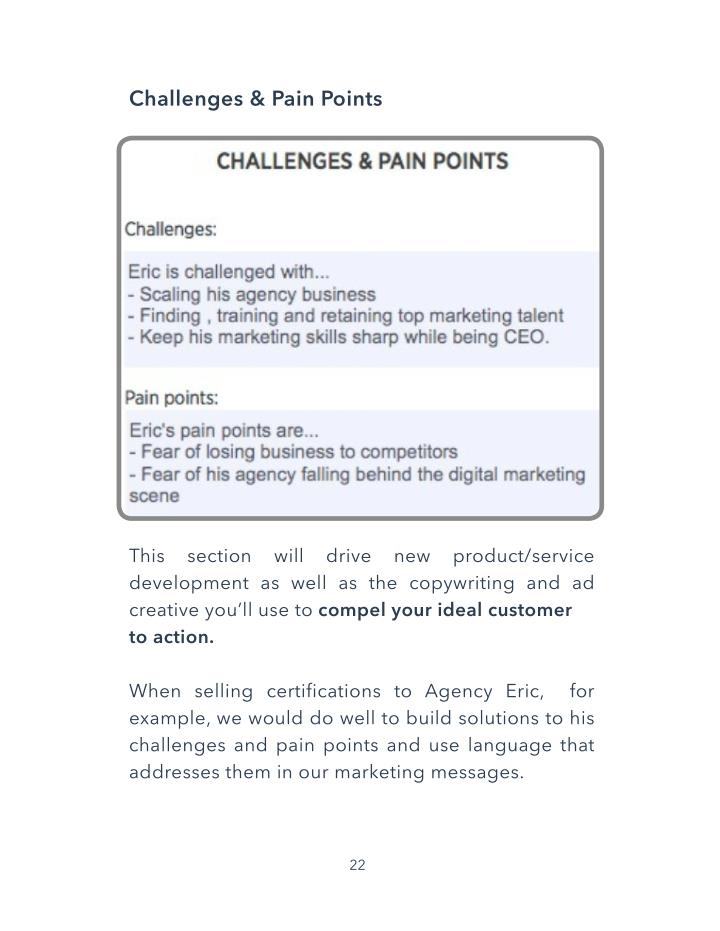 Challenges & Pain Points