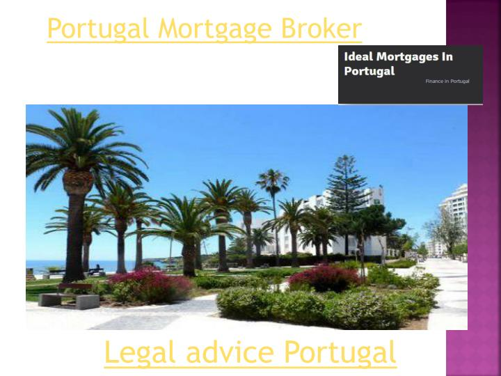 Portugal Mortgage Broker
