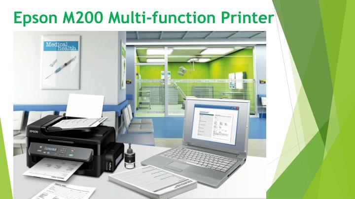 Epson M200 Multi-function
