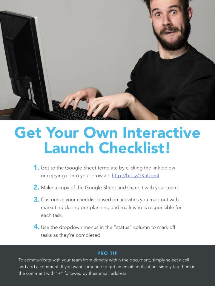 Get Your Own Interactive