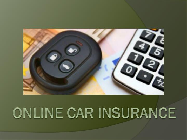 ppt   online car insurance quote powerpoint presentation
