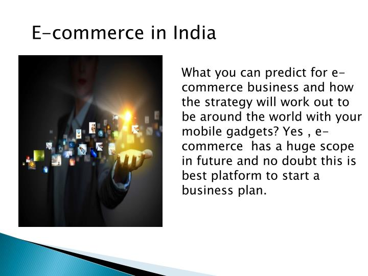 essay on future of commerce education Free essay: the future of e-commerce and the world wide web today, we all know that the internet has become a lifeline for any business or brand which is.