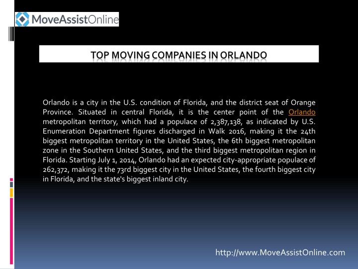 Top moving companies in orlando2
