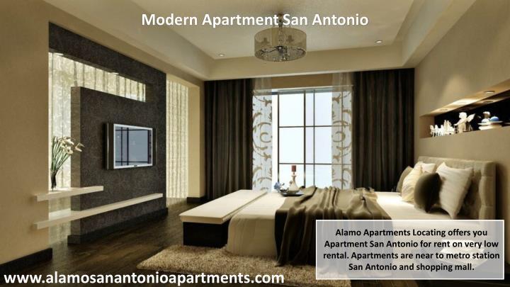 Modern Apartment San Antonio