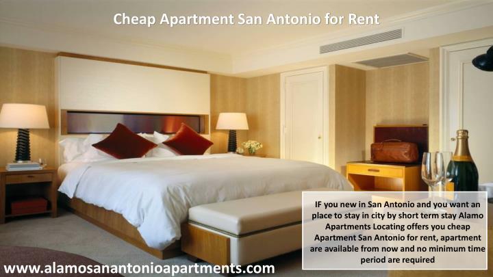 Cheap Apartment San Antonio for Rent