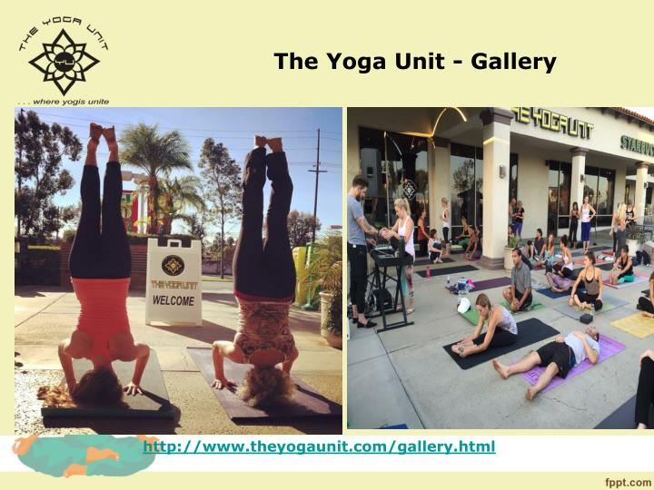 The Yoga Unit - Gallery