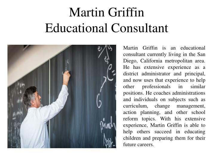 Martin Griffin
