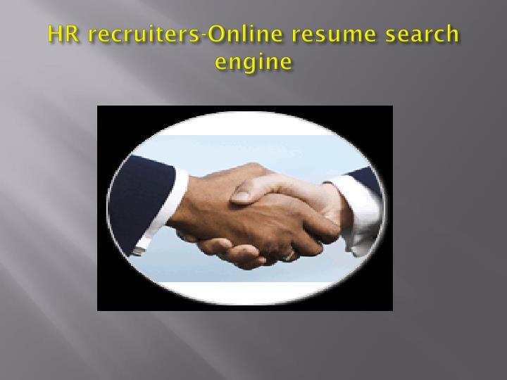 HR recruiters-