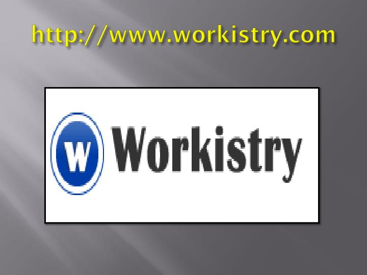 Http www workistry com