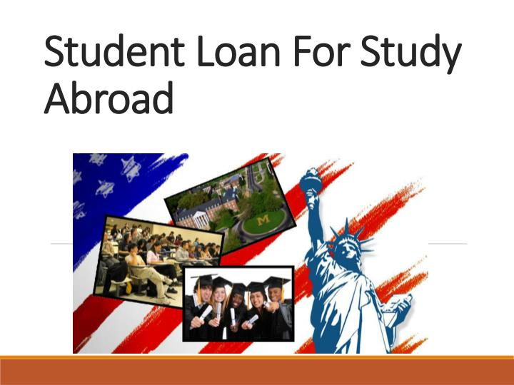 The 411 on Student Loans for Study Abroad | GoAbroad.com