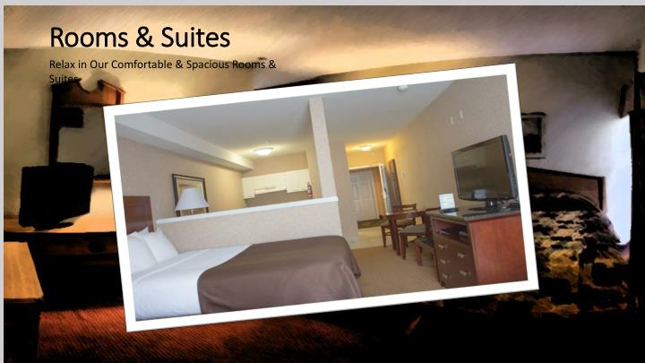 Rooms suites