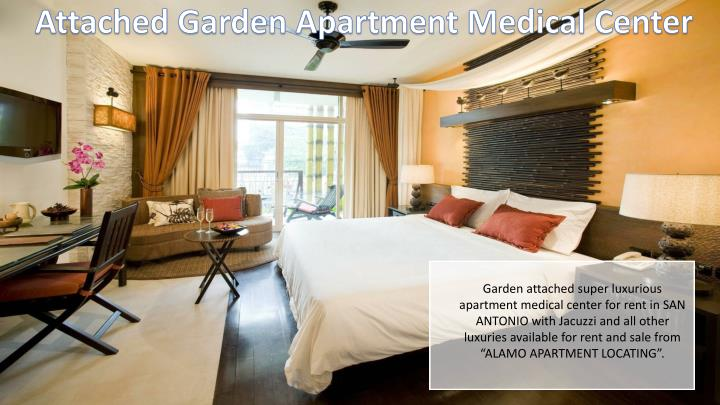Attached Garden Apartment Medical Center