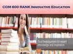 com 600 rank innovative education7