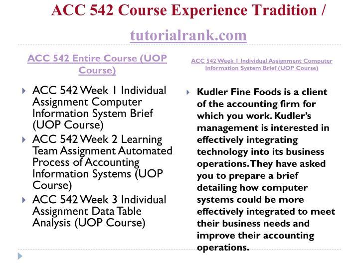 kudler fine foods operations management