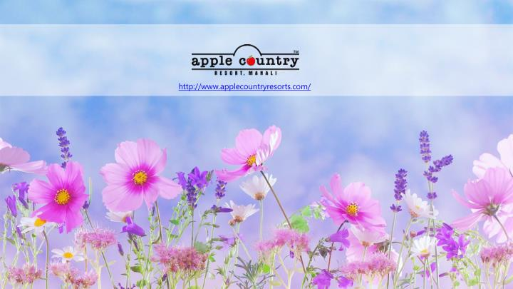 http://www.applecountryresorts.com/