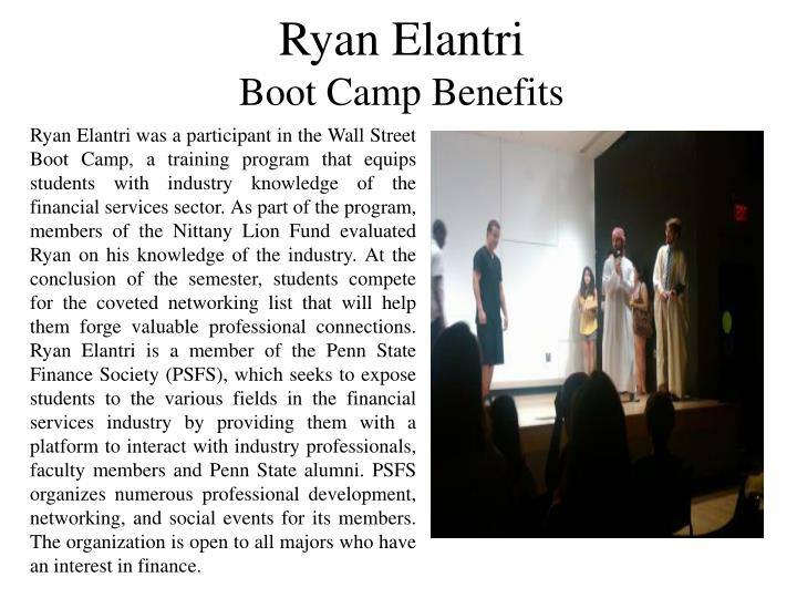 Ryan Elantri