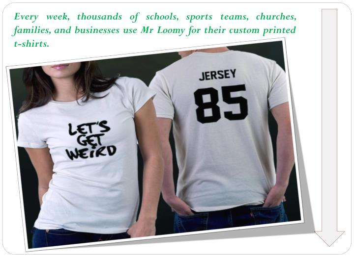 Ppt rochester ny screen printers service powerpoint for T shirt printing in rochester ny