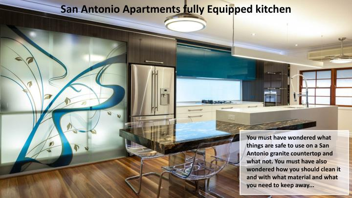 San Antonio Apartments