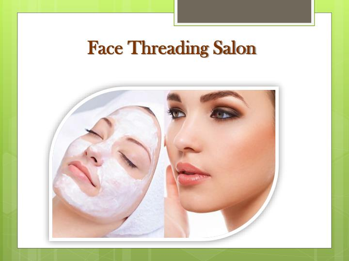 Face Threading Salon