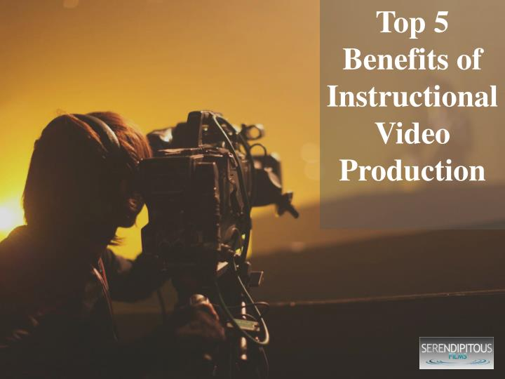 instructional video production companies
