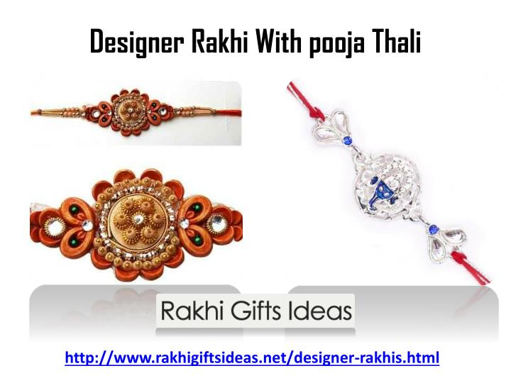 Designer Rakhi With