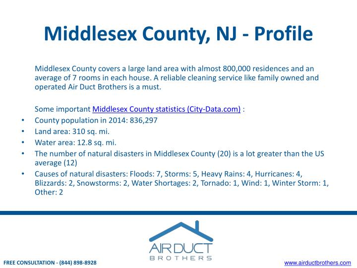 Middlesex County, NJ - Profile