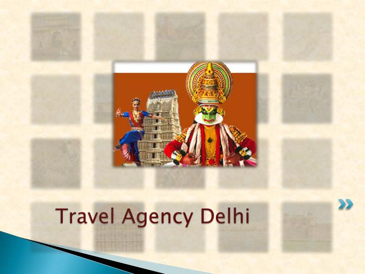 Travel agency delhi